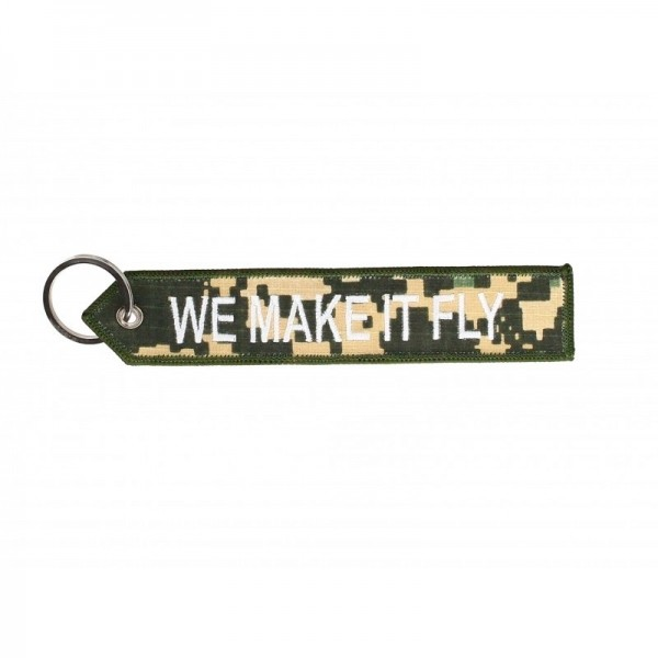밀리터리 에어버스 We make it fly 키링/Military Airbus We make it fly key ring
