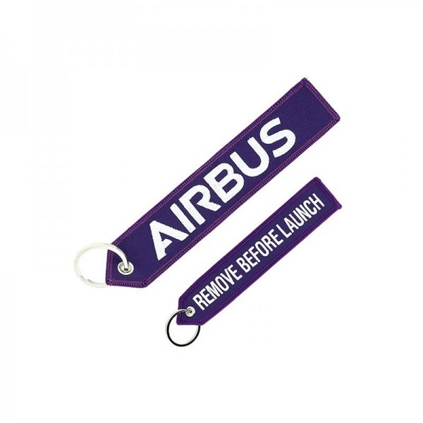 에어버스 Remove before launch 키링/Airbus Remove before launch key ring