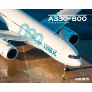 에어버스 A330neo ground view 포스터/A330neo poster ground view